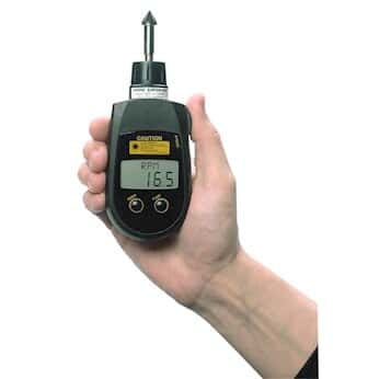 Electro Numerics PLT-5000 Contact/Noncontact Laser Pocket Tachometer