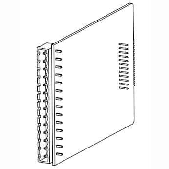 GF Signet 3-8900.401-7 I/O Module, 4 inputs, 2 active 4 to 20 mA outputs