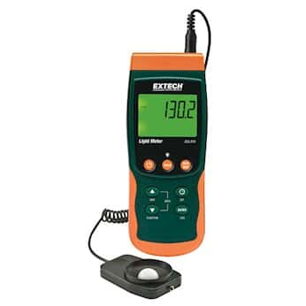 Extech SDL400 Light Meter with Datalogging and Sd Card