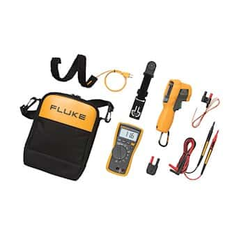 Fluke 116/62 MAX+ HVAC Technician's Combo Kit