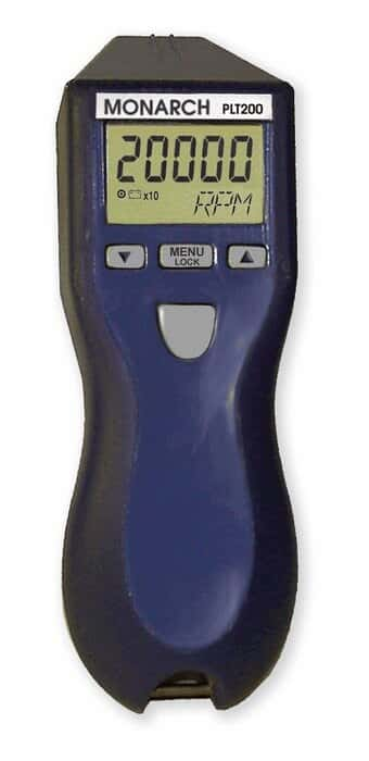 Monarch PLT-200 Optical/Laser Pocket Tachometer