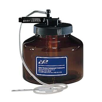 Cole-Parmer Compact Bottletop Dispenser; 0.4 to 2 mL
