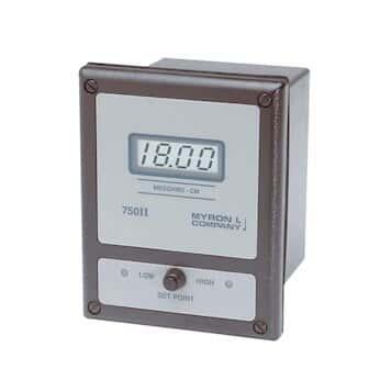 Myron L 753II-11 Digital Resistivity Controller, 0 to 20 MOhm