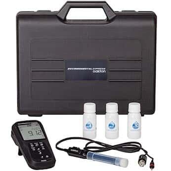 Oakton PH260 Waterproof pH and ORP Handheld Meter Kit