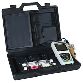 Oakton PC 450 Waterproof Portable Meter Kit with Separate pH and Conductivity Probes