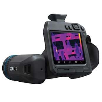 Flir T860-24-14-42 Professional Thermal Imaging Camera; MSX/24, 14 & 42 Degree Lens, 640×480 Resolution w/FLIR Tools+