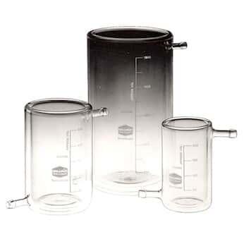 Glass Tempering Beaker; 600 mL
