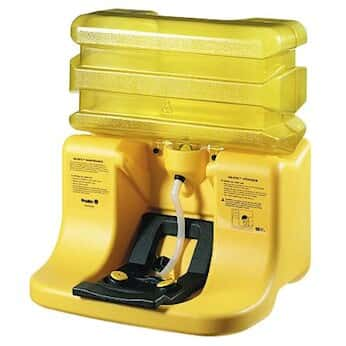 Bradley S19-921 On-Site Portable Gravity-Fed Eyewash