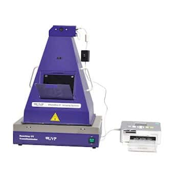 PhotoDoc-It UVP Imaging System, 302/365nm 20x20cm Filter Transilluminator; 115V