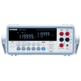 GW Instek GDM-8351 Benchtop Digital Multimeter, 5.5 digit, dual measurement