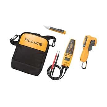 Fluke FL62MAX+/T+PRO/1AC HVAC IR Tester Combo Kit
