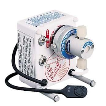 FMI PIP0CKC Low-Flow Microdispenser Pump, 30 mL/min maximum, 110 VAC