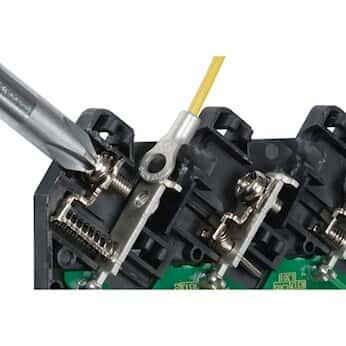 M-System M6 Series Signal Conditioner - Isolator: , screw terminal.