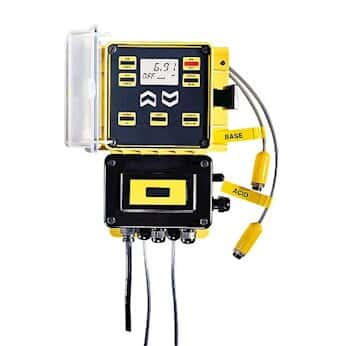 LMI DP5000-1B-0 pH pulse output controller 115/230 VAC