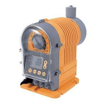 Neptune PZiG-500-FTCT Feed-Verification Diaphragm Metering Pump, 8.4 GPH, PVDF head, PTFE diaphragm