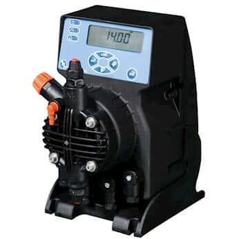 Etatron DLXB-PH-RX/MBB DLXB pH/ORP Pump Control System, 20 L/hr, 3 bar, Foot-Mt; 230V