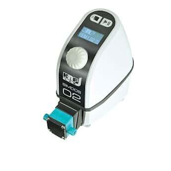 KNF FEM 08KT.18S Digital Control Dosing Metering Pump, SS head, 0.03 to 20 mL/min