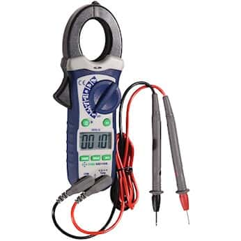 Digi-Sense Precalibrated Clamp Meter; 400 AAC