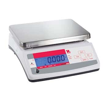 Ohaus V11P3 Valor 1000 Compact Industrial Scale, 3, 000g, x 0.5g 115 V