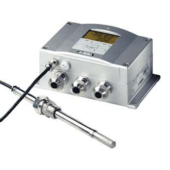 Vaisala DMT340 RH/ / Dew Point and Temperature Transmitter (Display - Remote Probe)