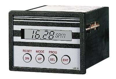 AW-Lake FEM-03A Gear Flow Sensor/Transmitter Accessory, Flow Monitor w/ 4-20 mA Output