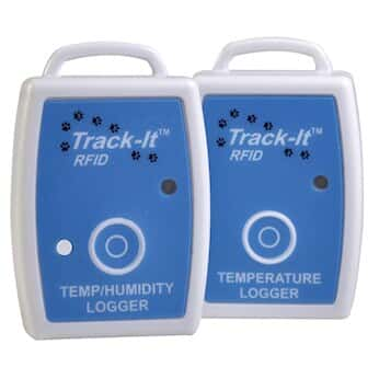 Monarch Instrument Track-It RFID RFID Temperature and Humidity Data Logger