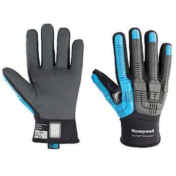 Honeywell Rig Dog™ Waterproof Impact ANSI A6 Cut-Resistant Glove, Slip-On Cuff, 8/M