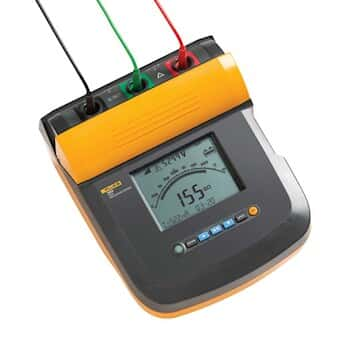 Fluke 1550C/Kit Insulation Tester Kit, 5 kV