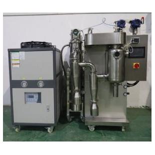 实验室喷雾干燥机HF-01有机溶剂物料