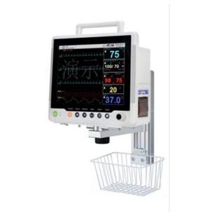 多参数心电监护仪 心电血压血样脉搏呼吸标配