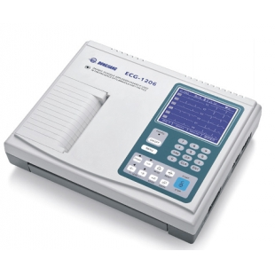 六道心电图机器ECG-1206
