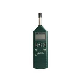 聚创数字式温湿度计TES-1360A