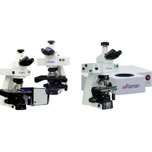 微流控显微光谱分析系统