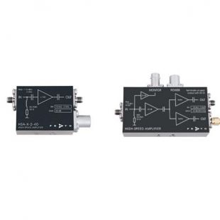 FEMTO 1.2-2.5GHz高速放大器HSA 系列