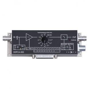 FEMTO可变增益超低噪声电流放大器DDPCA-300