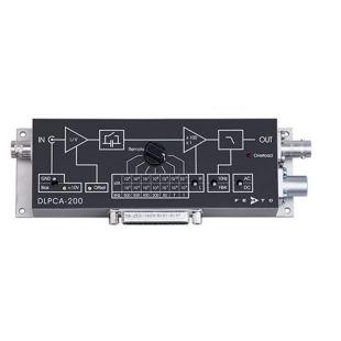 FEMTO可变增益低噪声电流放大器DLPCA-200