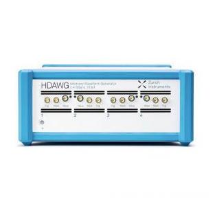 八通道任意波形发生器HDAWG 750MHz