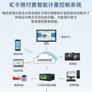 潍坊奥博IC卡预付费自动化控制系统ABDT-IC