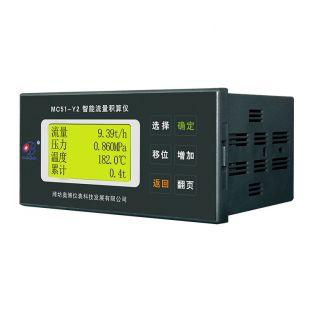 潍坊工业用ABDT-MC51-Y2流量积算仪