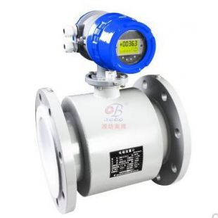 ABDT-LD工业耐腐蚀316L聚四氟电磁流量计
