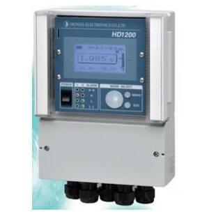 日本HONDA超音波液位/流量及液位差計HD1200