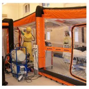 传染病紧急隔离帐篷