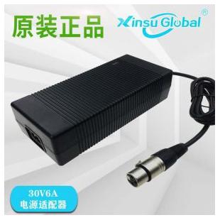 符合IEC61010-1标准30V6A/X1X1R/X3X3R高速冷冻离心机电源30V6A电源适配器