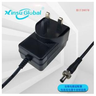 中国CCC认证14.8V1A电动工具充电器日本PSE16.8V1A锂电池充电器