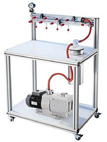 CP 1 /CP 2 真空系统( 带双冷阱,适合化学实验室)