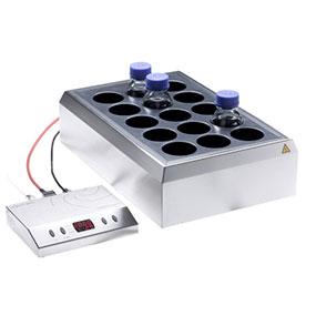 感应式磁驱多位加热搅拌型干浴器