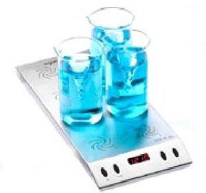 电磁感应磁驱多位搅拌器