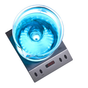 LUMIX带光照功能磁力搅拌器