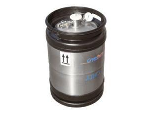 小型不锈钢液氮罐