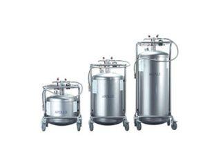 不锈钢液氮储存运输罐